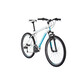 "Serious Rockville MTB Hardtail 26"" wit/petrol"